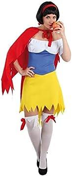 DISBACANAL Disfraz Blancanieves Halloween - -, S: Amazon.es ...
