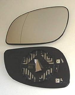 Carparts-Online 17759 Spiegelglas f/ür Spiegel beheizt links
