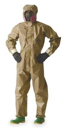 - DUPONT C3185TTN3X000600 Hooded Tychem(R) CPF 3,Gloves,3XL,PK 6