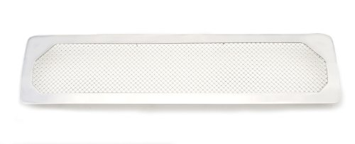 (T-Rex 54293 Upper Class Polished Stainless Mesh Grille)