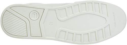 Basse Uomo 110 Rackam G da Scarpe White STAR Bianco RAW Ginnastica Core FwnqZg0x