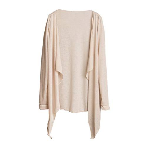 Summer Women Long Thin Cardigan Modal Sun Protection Clothing ()