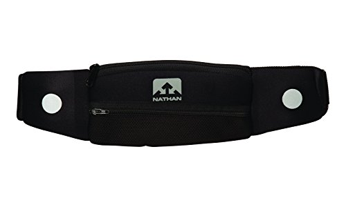 Nathan 5K Runner's Waist Pack, Black