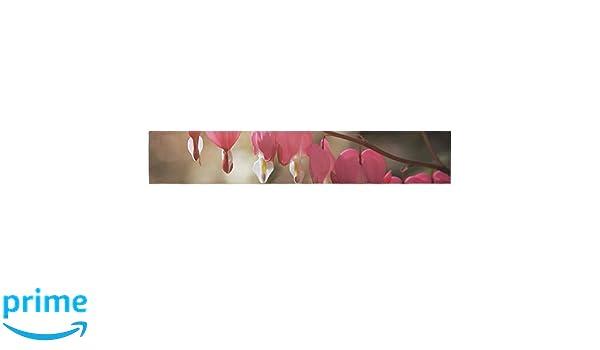 Kess InHouse DO1036ATR01 Debbra Obertanec Springtime Ranunculus Orange Floral Table Runner