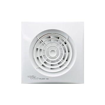 Envirovent SIL100T QuotSilentquot Bathroom Extractor Fan