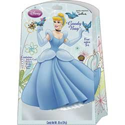 Cinderella Party Favors - Pre-filled Goody Bag - Cinderella Goody Bag with 5 ()