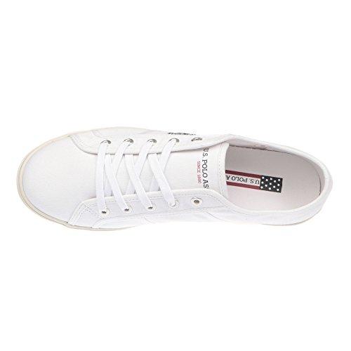 U.S. POLO Chaussures sport homme avec fermeture à lacets - mod. RUMBO4186S7-C1