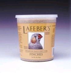 Premium Daily Diet Pellets - Finch Lafeber Pellets