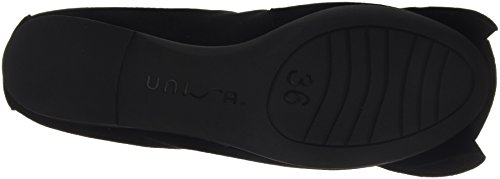 buy cheap many kinds of discount looking for Unisa Women's Ayear_ks Closed Toe Ballet Flats Black (Black Platino) XC5AIF