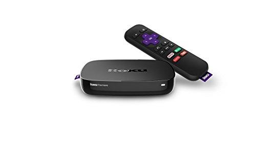 Roku Premiere 4K Streaming Media Player (4620CA)