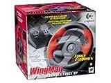 Logitech WingMan Formula Force GP - Wheel and pedals set - 4 button(s)