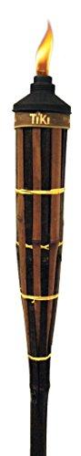 TIKI Brand Royal Polynesian Bamboo Torch (Polynesian Torch)