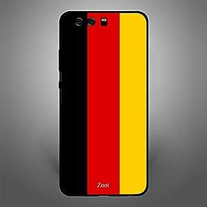 Huawei P10 Plus Germany Flag