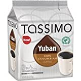 Tassimo Yuban 100% Colombian Medium Coffee 14-count T-discs (Pack 2) by Tassimo [Foods]