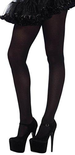 ToBeInStyle Women's Nylon Lycra Sheer Tights - Black - ()