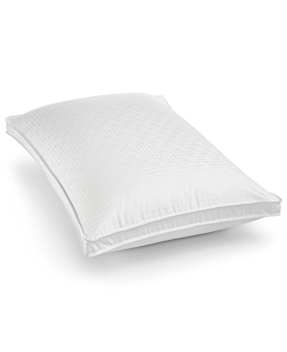 Hotel Collection European White Goose Down Standard / Queen Firm Support Pillow (Pillow Down Collection Firm Hotel)