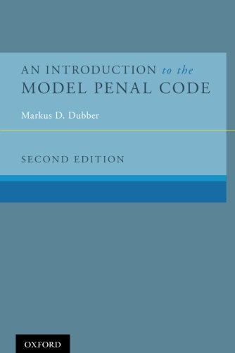 An Introduction to the Model Penal Code ()