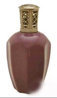 Frankoma Purple Vase Fragrance Lamp by Scentier38; Sugar Hill