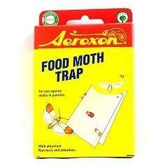 Aeroxon Xon071 Food Moth Trap Single Pack (Contains 2 traps) Agralan Aeroxon