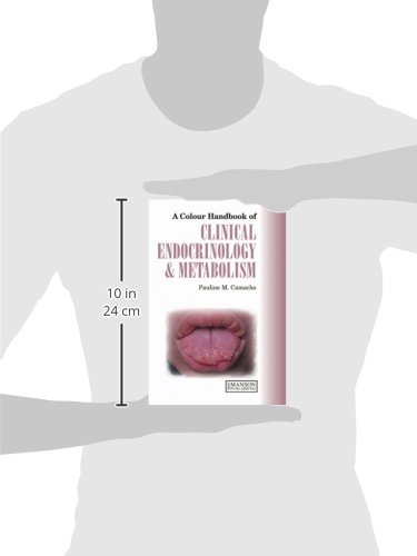 Clinical Endocrinology and Metabolism (Medical Color Handbook Series) - http://medicalbooks.filipinodoctors.org