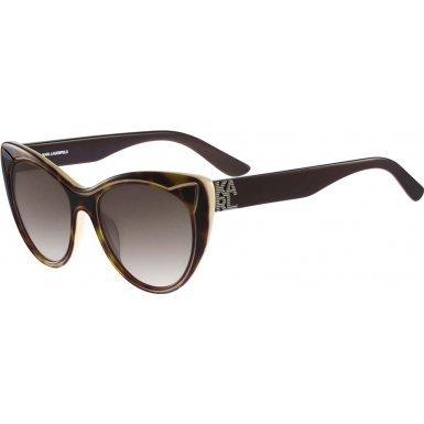 Karl Lagerfeld KL900S-072 Ladies KL900S Tortoiseshell - Karl Sunglasses Lagerfeld