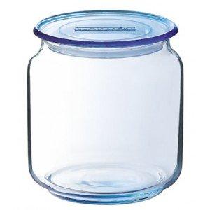 Luminarc 05 Liter Ice Blau Rondo Glas Aufbewahrung Von Boxtopf