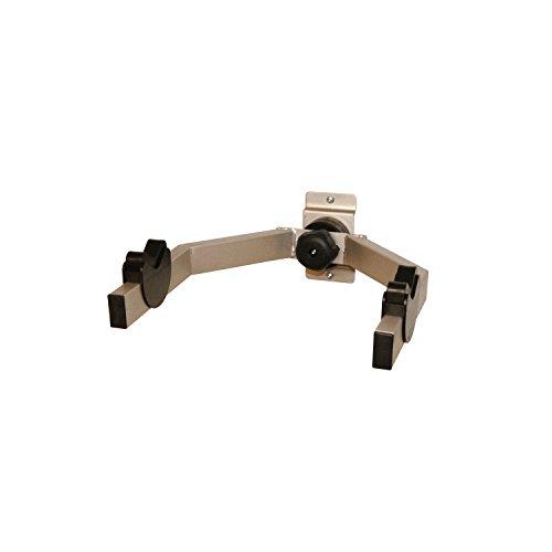 gearup Platinum Horizontal 1-Bike Adjustable Wall Rack