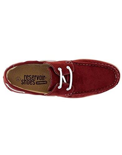 Reservoir Chaussure Reservoir Bateau Rouge Bateau Shoes Rouge Chaussure Reservoir Shoes Shoes Burgundy Burgundy Chaussure Y8xTZ