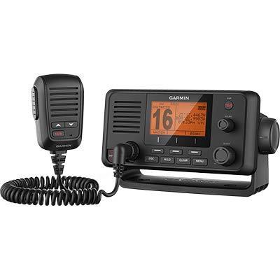 Garmin 010-01751-00 VHF 210, with Hailer and Detachable Mic by Garmin