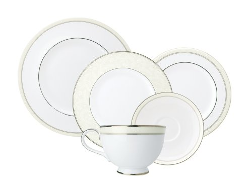 (Royal Doulton Anthea 5-Piece Dinnerware Place Setting, Service for 1)