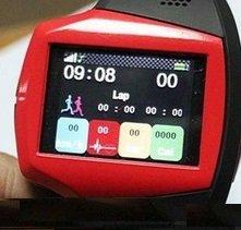 Montre connectée, Cardio Tensiomètre, Multi Fonctions, Téléphone GPS, Bluetooth, , Caméra
