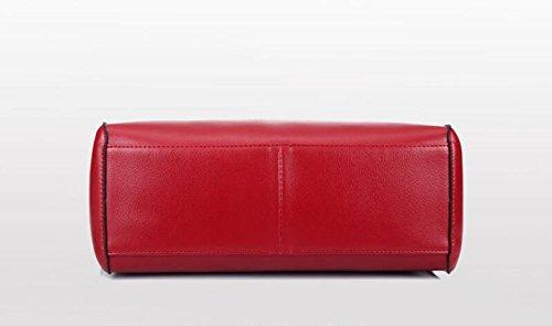 Package Commuter Portátil GWQGZ Ocio Negro Nueva Xiekua Bolsa Moda Gules Simple De XZ0zqw