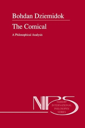 Download The Comical: A Philosophical Analysis (Nijhoff International Philosophy Series) Pdf
