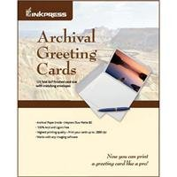 - Inkpress Archival Greeting Cards for Inkjet 7x10
