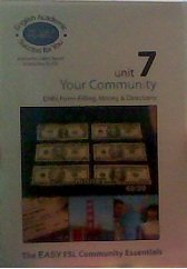 Filling Form (Your Community: DMV, Form-Filling, Money & Directions, Unit 7 (The Easy ESL Series))