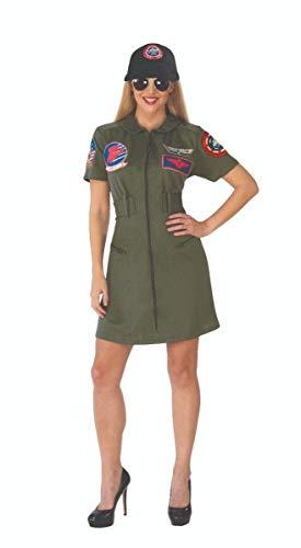 Rubie's Women's Top Gun Costume,