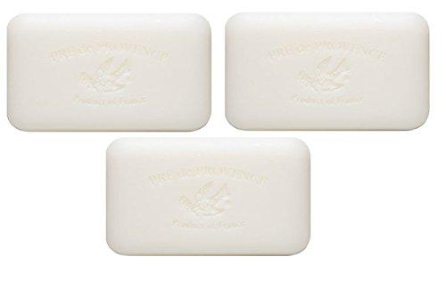 Pre de Provence Milk Soap, 250g (3 (250g Soap)