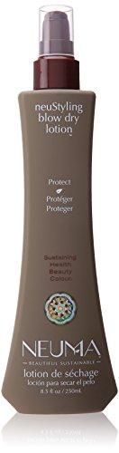 Neuma Blow Dry Lotion, 8.5 Fluid Ounce (Neuma Hair Products)