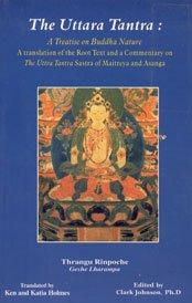 Uttara Tantra a Treatise on Buddha Nature