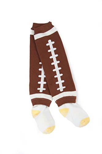Otium Brands Toddler Leg Warmer Socks, Football