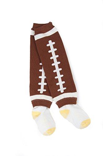 Otium Brands Infant Leg Warmer Socks, Football