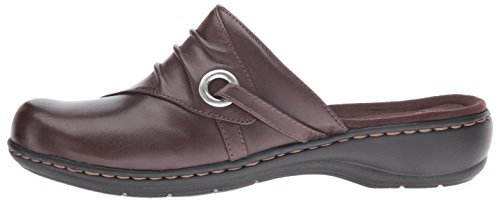 Pictures of Clarks Women's Leisa Bliss Mule Black 8 M US 5