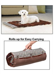Roll-Away Pet Bed, My Pet Supplies