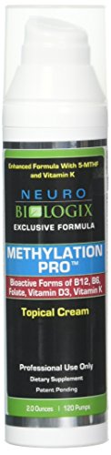 Neurobiologix Methylation Topical Vitamin Supplement
