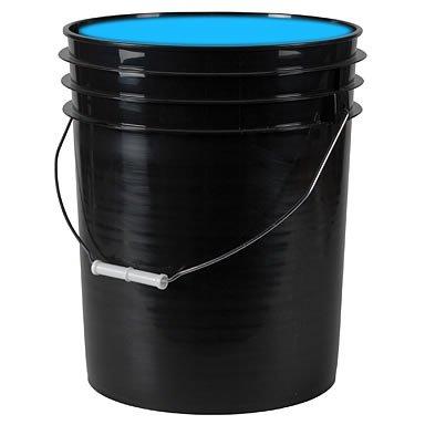 5-Gallon Washable Neon Uv Glow Paint - Blue ()