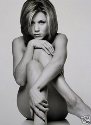All jennifer aniston nude celebrity