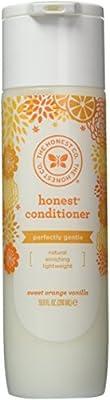 The Honest Company Detangling Hair Conditioner - Sweet Orange Vanilla - 8.5 oz