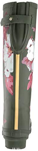 Damen Gummistiefel Bloom Leaf Tom Joule Print Grape Bircham Welly qw5U6P