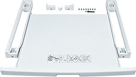 Amazon.com: Bosch Kit por montaggio a Colonna lavatrice ...