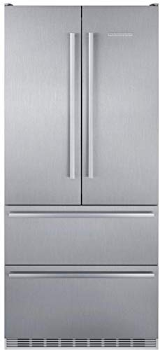 Liebherr CS2082 Counter Depth French Door Refrigerator in Stainless - Liebherr Refrigerator Parts
